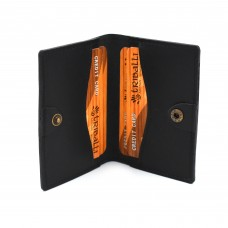 Crni novčanik/futrola za kreditne kartice