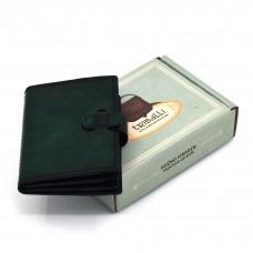 Novčanik/futrola za kreditne kartice - zelena - ručni rad