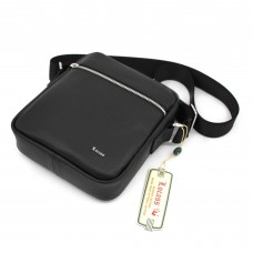 Muška kožna torbica - Model 502 Crna