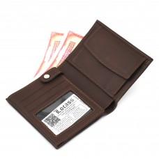 Muški kožni novčanik - Model 153 Tamno braon