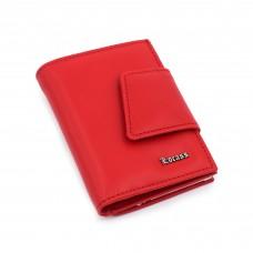 Crveni ženski kožni novčanik sa biglom - Model 202