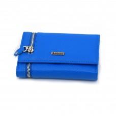 Svetlo plavi ženski kožni novčanik - Model 236