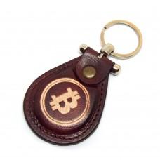 Kožni privesak T Bitcoin