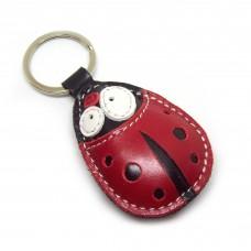 Bubamara kožni privesak za ključeve