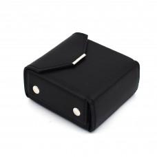 kožna futrola za automat pečat crne boje