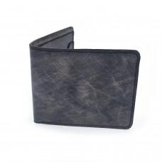 Minimalistički muški kožni novčanik sive boje